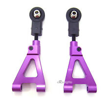 Alloy Rear Upper Arm Fits HPI Baja 5B /5B SS/ 5T Purple