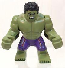LEGO Marvel Avengers Super Heroes INCREDIBLE HULK Mini-figure Authentic