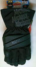 Mechanix Waterproof 3M Thinsulate Winter Impact Glove Black Large MCW-WI-010 New