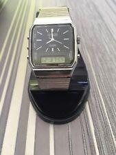 TimeTon Vintage Chronograph LCD Uhr Selten