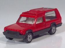"Corgi 1976 Chrysler Matra Rancho 3"" Die Cast Scale Model Red"