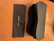 Ermenegildo Zegna Sunglasses Leather Cover With Original Cleaning Cloth