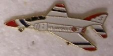 Hat Tie Tac Pin Airplane USAF Thunderbird NEW