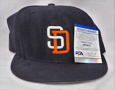 Signed Tony Gwynn MLB San Diego Padres Baseball Hat PSA/DNA Authenticated Cert