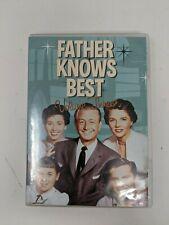 Father Knows Best - Season Three (DVD, 2009, 5-Disc Set) (READ)