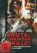 Brutal Chainsaw Killer -- Horror/Thriller -- DVD