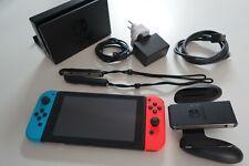 Nintendo Switch - COME NUOVA - con Joy-Con 2018 Rosso e Blu