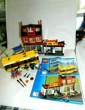 Lego City City Corner #7641 W/ 5 Minifigures-Accessories  and Instruction