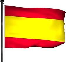 Fahne Spanien - Hissfahne 100 x 150cm Premium Qualität