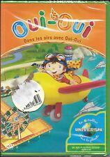 DVD ZONE 2--OUI OUI - DANS LES AIRS AVEC OUI OUI - 6 EPISODES--NEUF