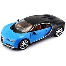 Articoli di modellismo statico in ghisa Scala 1:24 Bugatti