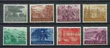 38159) Indonesia 1960 MNH Definitives 8v
