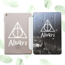 Hogwarts iPad Pro 9.7 10.5 11.4 12.9 2018 Smart Cover iPad Air 3 Mini 3 4 Case