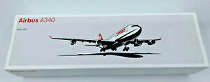 Hogan Wings A182GRSJJ, Swiss Airbus A340, 1:200