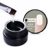 7ml Semi-transparent Nail Gel Builder Tips Extension Glue  UR SUGAR #524