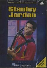 Stanley Jordan Two-Handed Tapping Guitar Tuition DVD