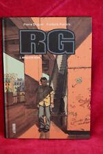 RG 1. RIYAD-SUR-SEINE (Espagnol)  - FREDERIK PEETERS, PIERRE DRAGON