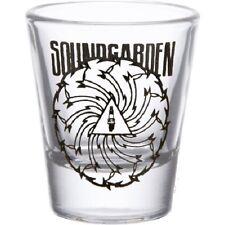 SOUNDGARDEN badmotorfinger SHOT GLASS chris cornell / audioslave EX-TOUR