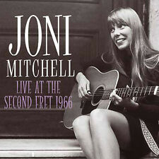 JONI MITCHELL New Sealed 2018 UNRELEASED LIVE 1966 PHILLY CONCERT CD