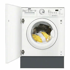 Zanussi 1200rpm Integrated Washer Dryer 7kg/4kg Load White-ZWT71201WA