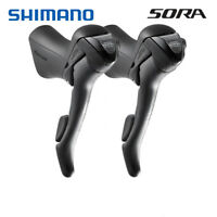 Shimano SORA ST-3500 Shift Brake Lever 2x9 Speed Left / Right / Pair w/ Cables