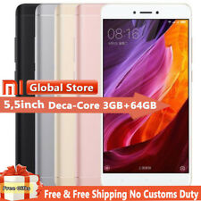 "5,5"" XIAOMI Redmi Note 4 4G HelioX20 DecaCore 64GB 13MP Cellulare Global 4100mAh"