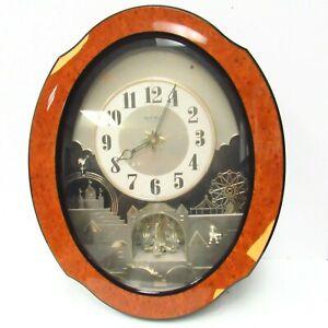 Small World Rhythm Musical Wall Clock - Timebreaker Timecracker - Works - Flaws