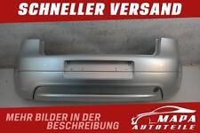 VW Golf V 5 GT GTI GTD Bj. 2003-2008 Stoßstange Hinten Original Silber Versand
