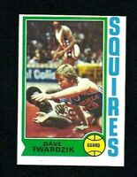 NMT 1974 Topps Basketball #243 Dave Twardzik.