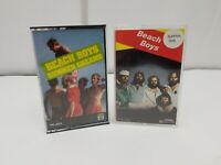 The Beach Boys Cassette Tapes Lot of 2 Summer Dreams & Surfer Girl Wilson Love