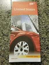 NEW AAA UNITED STATES USA US MAP Travel Road Street Tour Guide 2021 FREE SHIP!