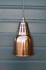 URBAN CHIC Solid Copper Ventilato da appendere Ciondolo Luce Ombra Lampada da soffitto uccsr 4