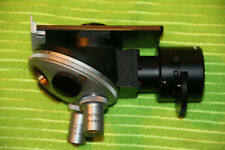 Leitz Microscope 5 objective Turret Nosepiece