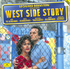DGG Digital 2LP 415 253 BERNSTEIN West Side Story TE KANAWA CARRERAS TROYANOS