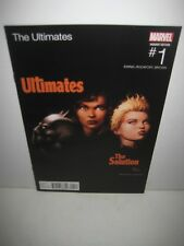 The Ultimates #1 Mike Deodato Hip Hop Variant Comic Book Marvel Fugees