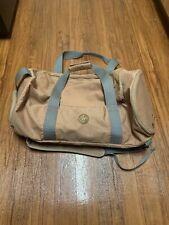 Manduka Journey On Roadtripper Yoga Mat Duffle Bag Travel Luggage Suitcase Pack