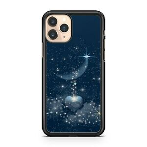 Space Love Heart Milky Way Star Covered Galaxy Space Colourful Phone Case Cover