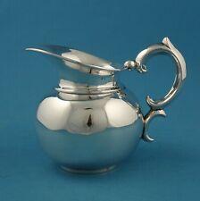 Milchkännchen, 833er Silber - Niederlande 1876