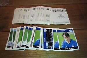 Panini Football 89 Stickers - nos 1-250 - VGC! - Pick The Stickers You Need 1989