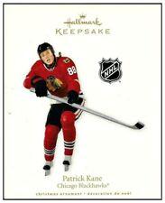 2010 Hallmark NHL Chicago Blackhawks Patrick Kane Ornament!