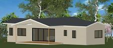 2 Bedroom DIY Granny Flat Kit - The Panorama 90 for your slab - CGI Wall Sheets