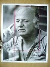100% Org Press Photo- JOHN SILLETT at Coventry City Coach (25x20 cm)