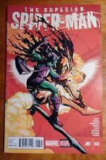SUPERIOR SPIDER-MAN #26 FIRST PRINT MARVEL COMICS (2014) GREEN GOBLIN