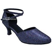 TPS Latin Ballroom Salsa Custom-made Dance Shoes D662