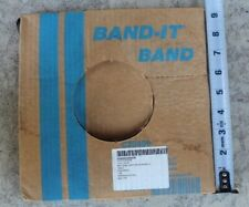 BAND-IT 201 Stainless Steel Strapping, 1/2