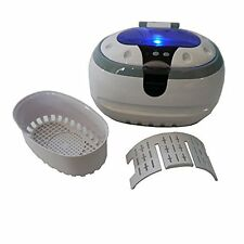Ultrasonic Professional Jewelry Eyeglass and Lens Cleaner Cleans w/o Damaging