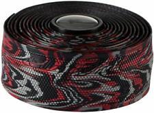 New Lizard Skins DSP Durasoft Polymer Race 1.8mm Bike Bar Tape Red Wildfire Camo