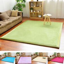 Large Area Rug Bedroom Carpet Floor Mat Tatami Cushion Warm Non-Slip Home Decor
