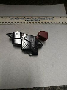 Kirby Foot Switch Classic III Red OEM 110576