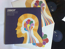 ZERO7 WHEN IT FALLS 2004 ULTIMATE DILEMMA 2 LPS WITH INNER SLEEVE